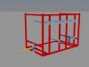 3D projektové modelování - Ocelové konstrukce Ostrava - JR Steel