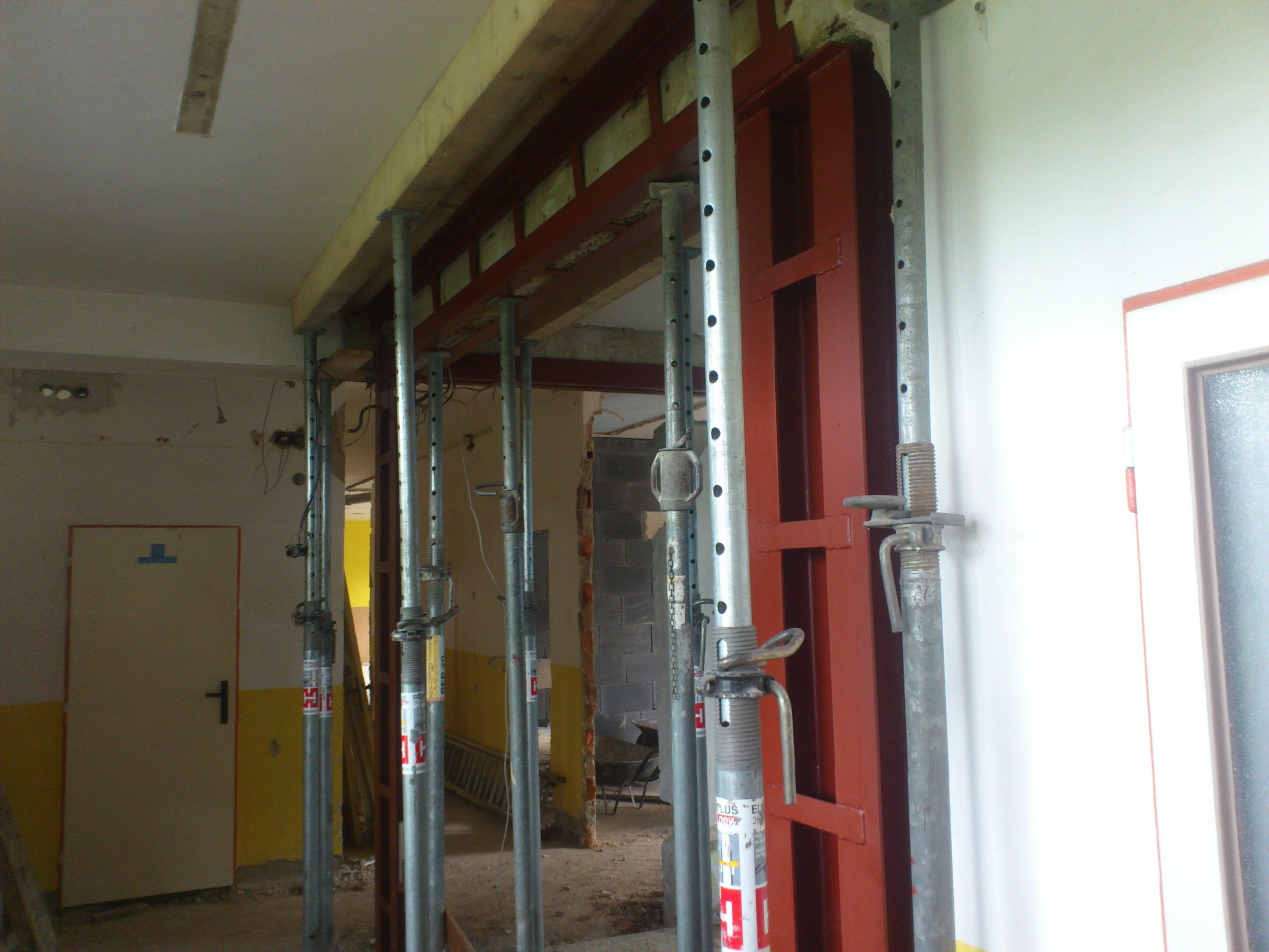Ocelové vrata - Ocelové konstrukce Ostrava - JR Steel